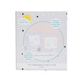 Hello Sunshine Keepsake Imprint Kit 2 Pack