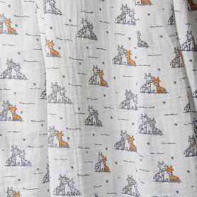 The Little Linen Company Muslin Giraffe Friends