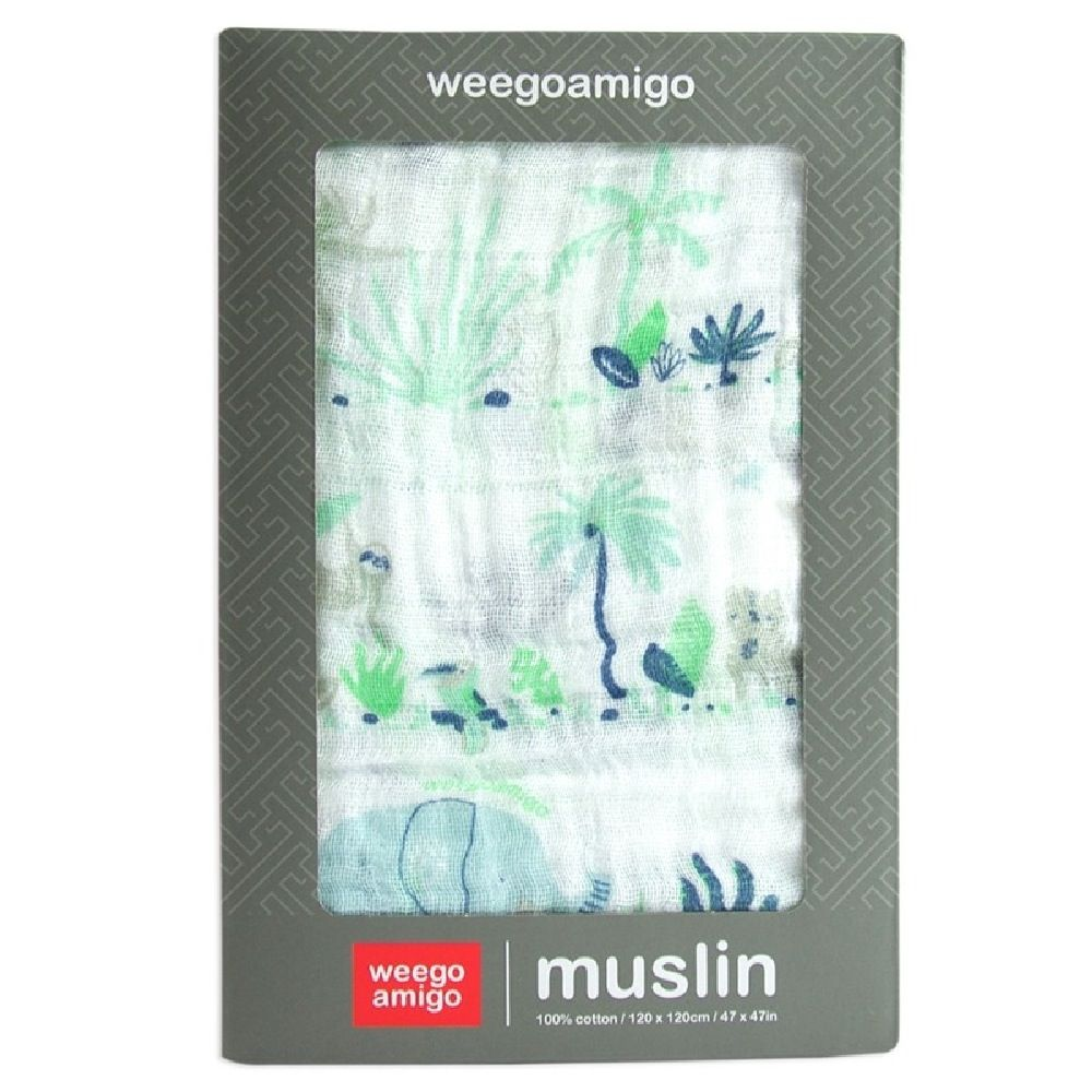 Weegoamigo Muslin Jungle
