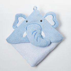 Weegoamigo Hooded Towel Elephant