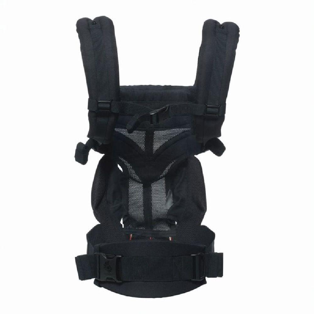 Ergobaby All Position Omni 360 Cool Air Mesh Onyx Black image 4