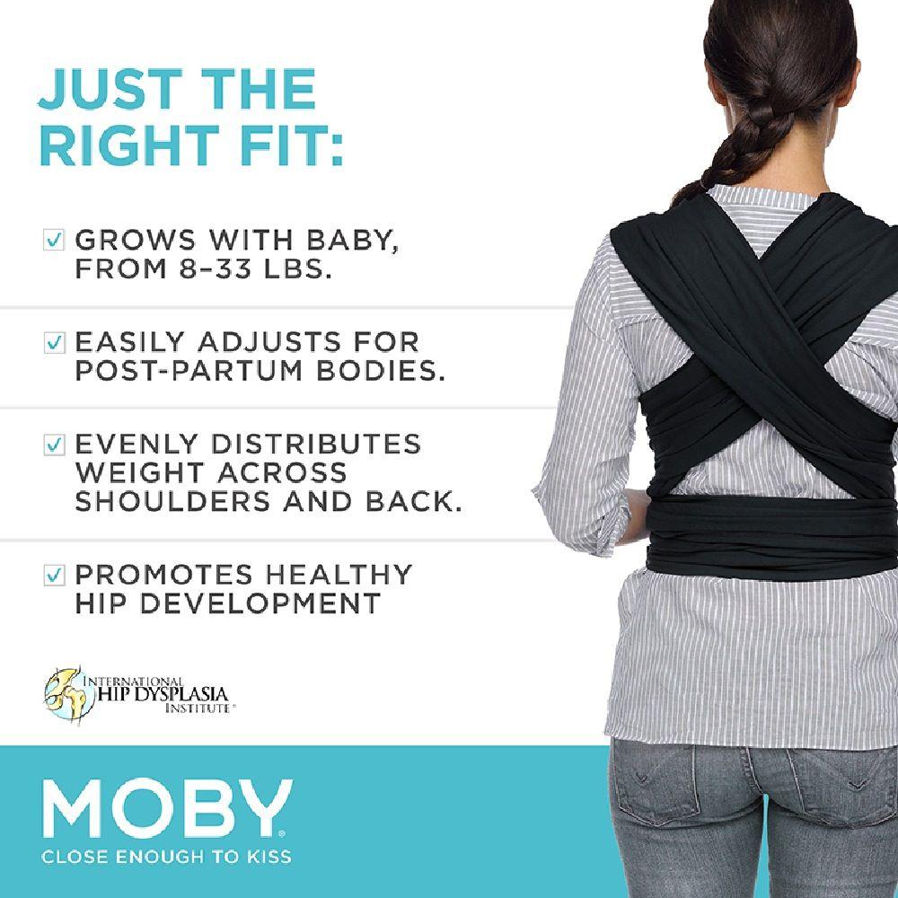 Moby Evolution Wrap Black image 1