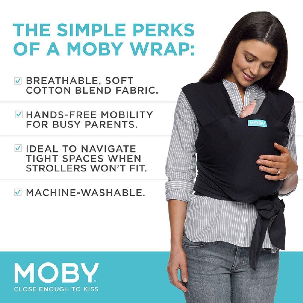 Moby Evolution Wrap Black image 3
