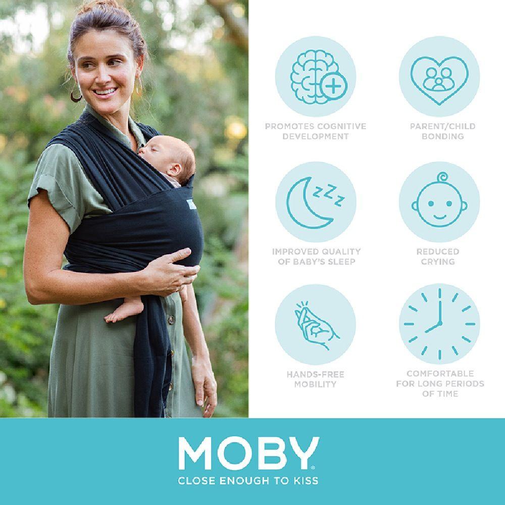 Moby Evolution Wrap Black image 4