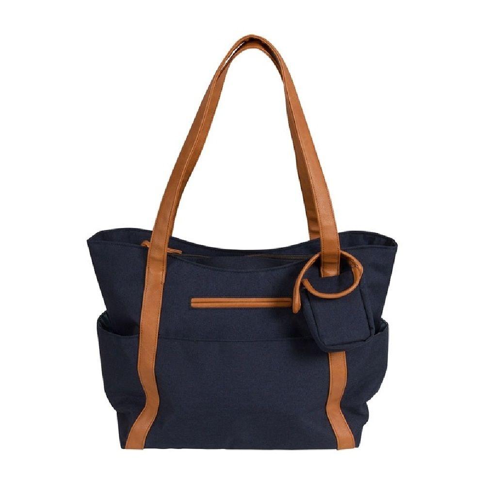 Baby Essentials Boho Nappy Bag Navy