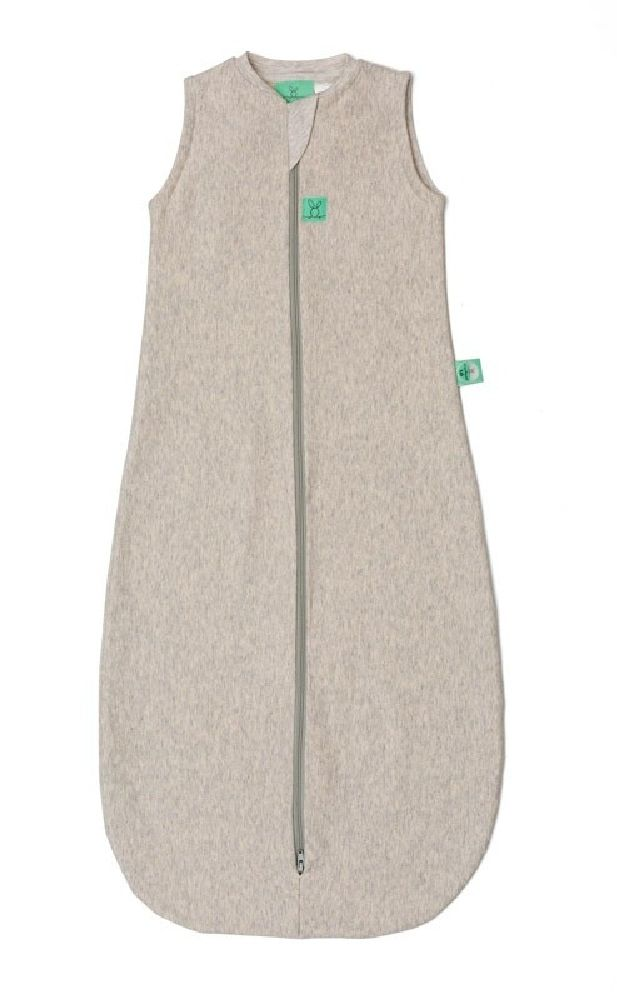 Ergopouch Bamboo Cotton Jersey Sleeping Bag 1.0 Tog Grey Marle 8-24 Months