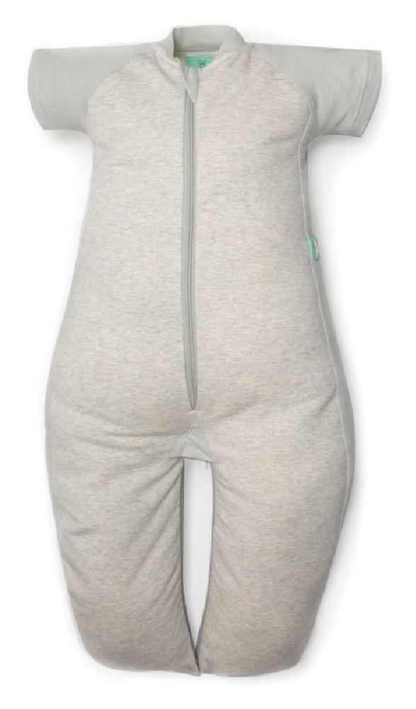 Ergopouch Sleepsuit Bag 1.0 Tog Grey Marle 8-24 Months