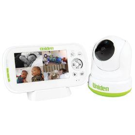 Uniden Video Monitor With Smart App & Pan Tilt Camera BW3451R