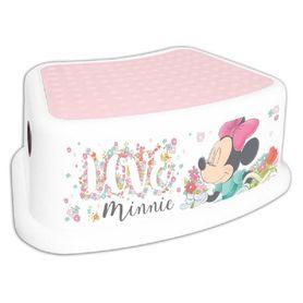 Minnie Floral Step Stool
