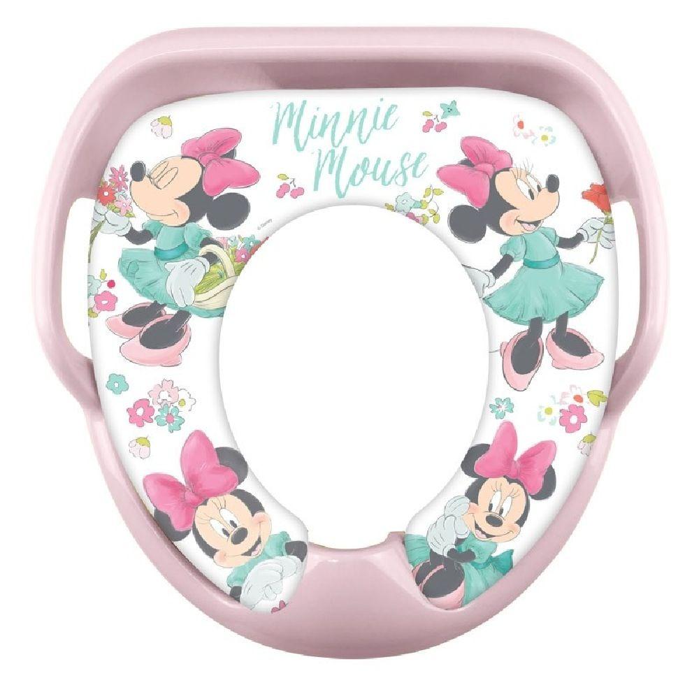 Minnie Floral Soft Potty image 0