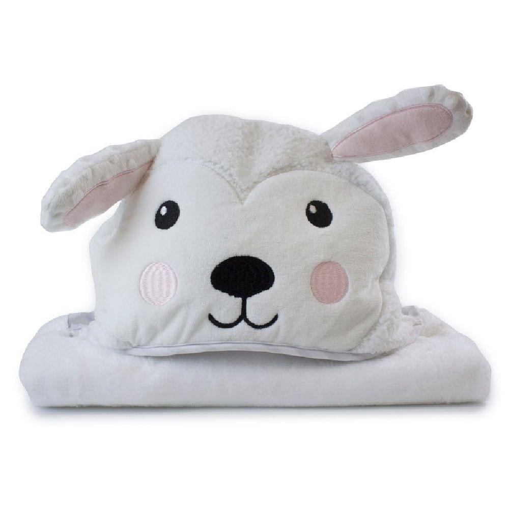 Bubba Blue Novelty Towel Sheep