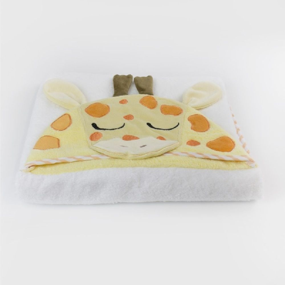 Bubba Blue Novelty Towel Giraffe image 3