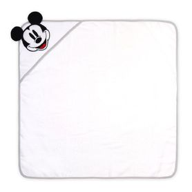 Disney Mod Mickey Character Hooded Towel