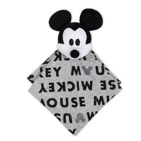 Disney Mod Mickey Security Blanket Letter Print