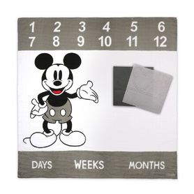 Disney Mod Mickey Milestone Blanket