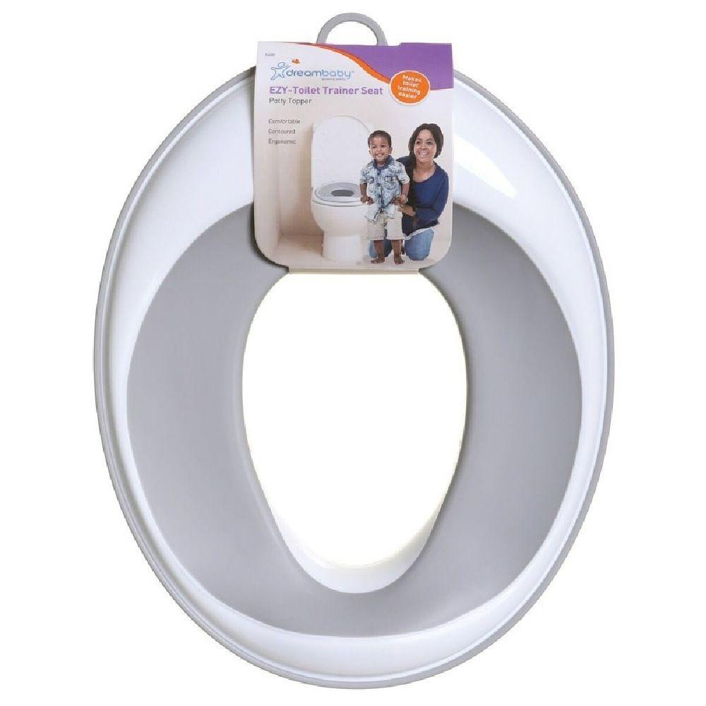 Dreambaby EZY-Toilet Trainer Seat Grey image 2