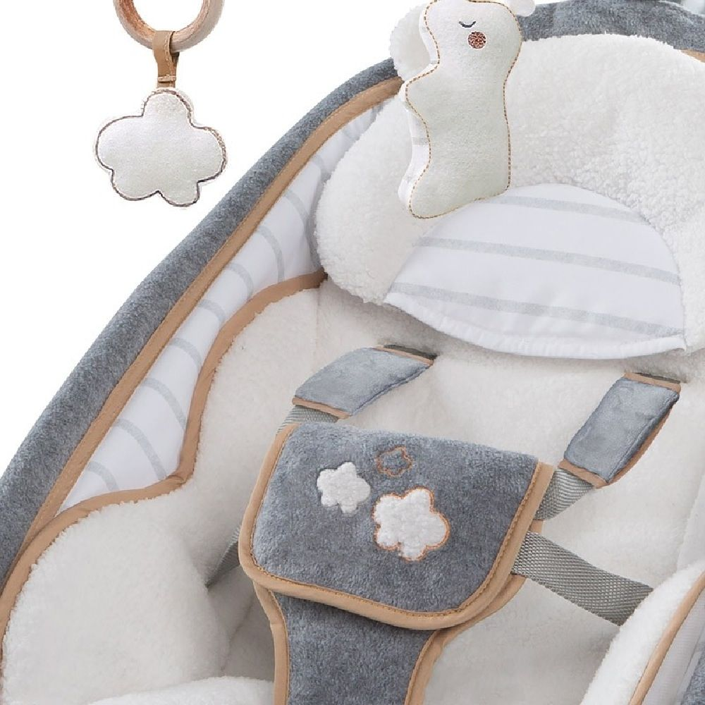 Ingenuity Boutique Collection Rocking Seat Bella Teddy image 14