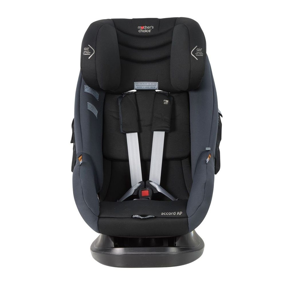 Mothers Choice Accord AP Convertible Car Seat 0-4 Years Moonlit Grey image 0