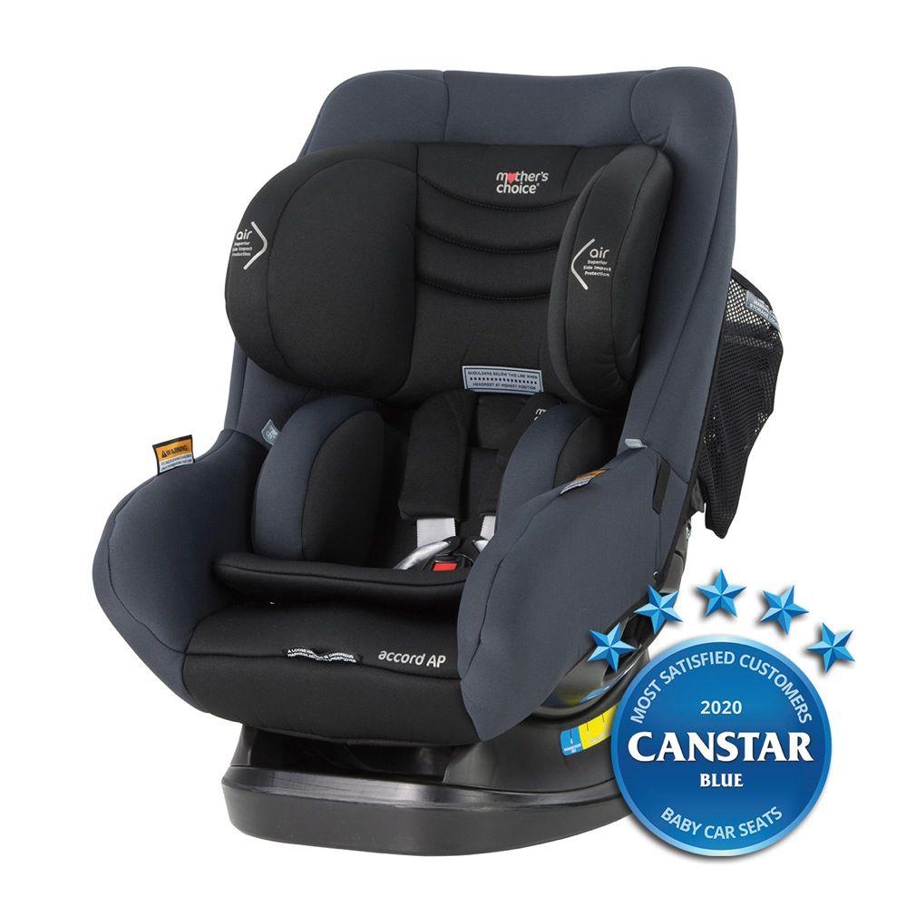 Mothers Choice Accord AP Convertible Car Seat 0-4 Years Moonlit Grey image 2