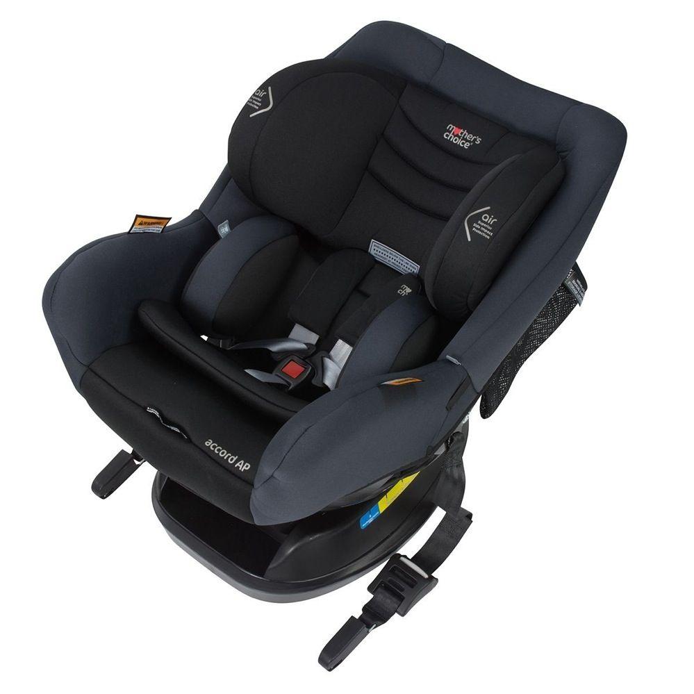 Mothers Choice Accord AP Convertible Car Seat 0-4 Years Moonlit Grey image 3