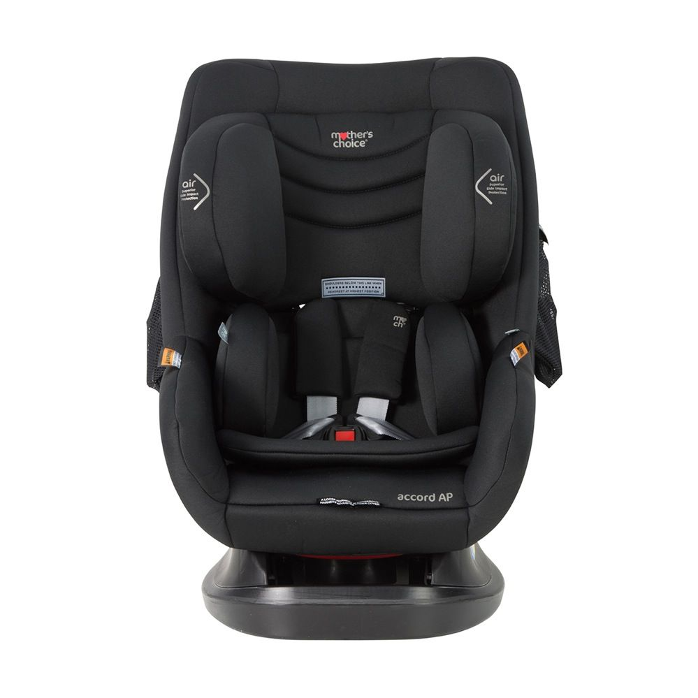 Mothers Choice Accord AP Convertible Car Seat 0-4 Years Blackened Sky image 0