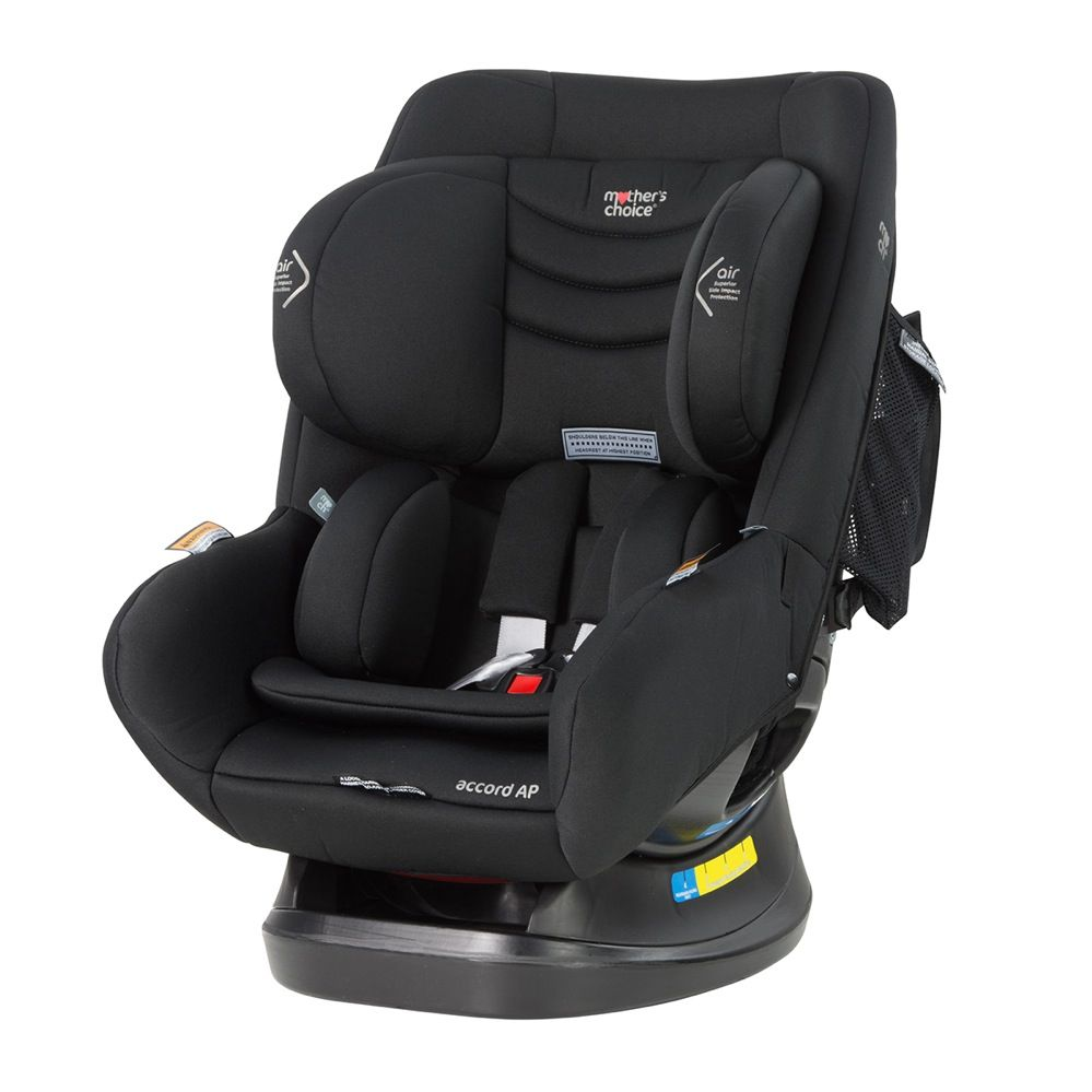 Mothers Choice Accord AP Convertible Car Seat 0-4 Years Blackened Sky image 1