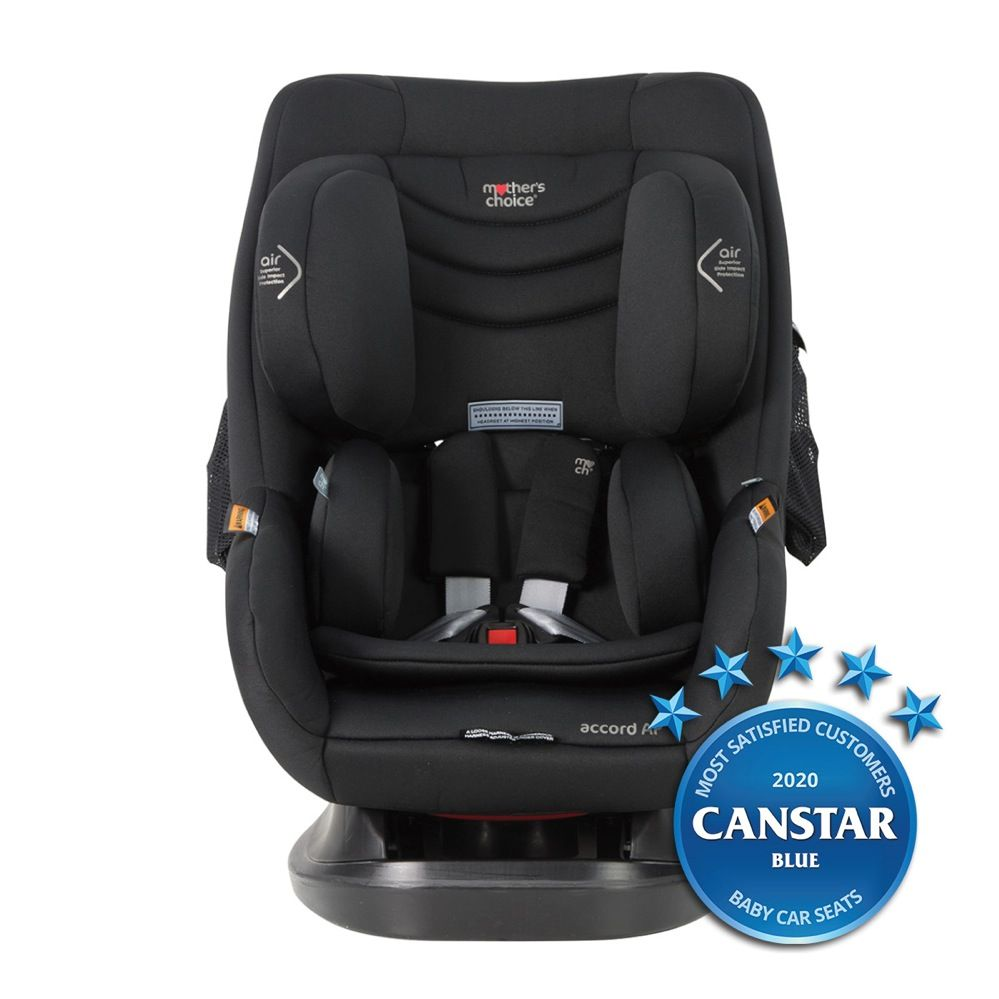 Mothers Choice Accord AP Convertible Car Seat 0-4 Years Blackened Sky image 2