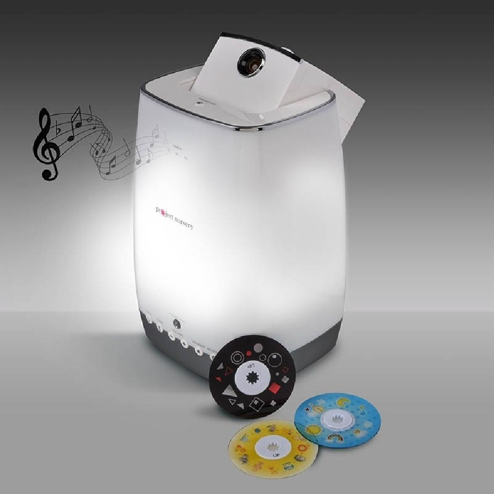 Project Nursery Sight & Sound Soother With Bluetooth image 3