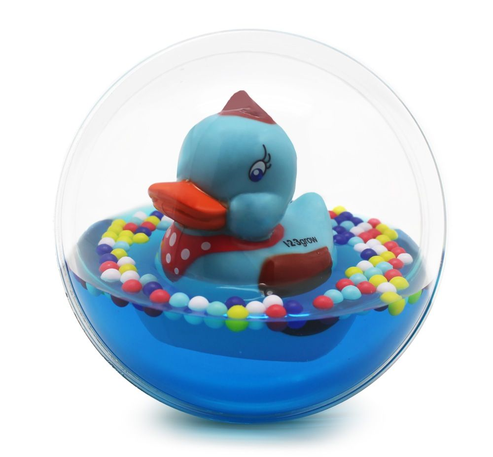 123 Grow Water Ball Cowboy Duck Blue image 1
