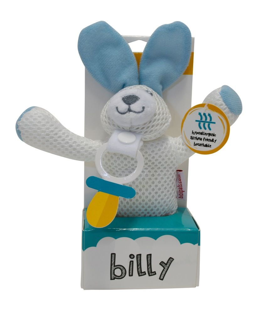 Bibipals Breathable Billy Bunny Blue