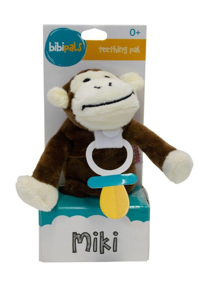 Bibipals Plush Miki Monkey image 0
