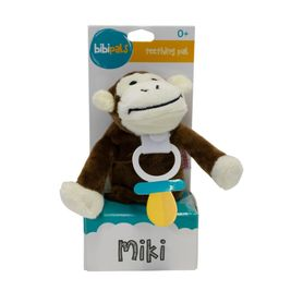 Bibipals Plush Miki Monkey