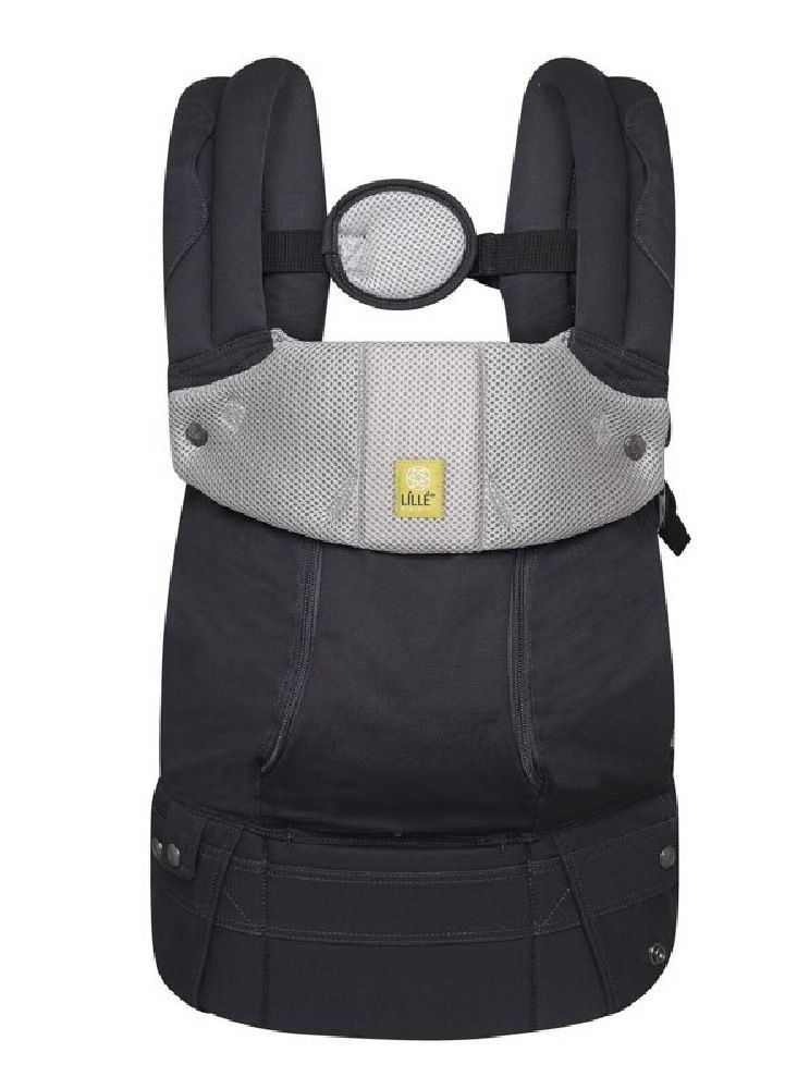 LilleBaby Complete All Seasons Charcoal/Silver image 0