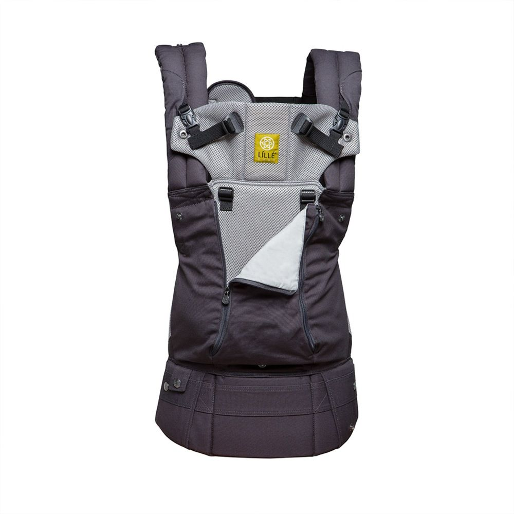 LilleBaby Complete All Seasons Charcoal/Silver image 5