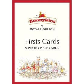 Bunnykins Milestone Cards 9 Pack