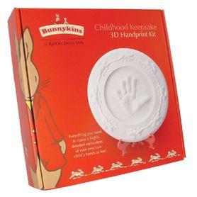 Bunnykins Handprint Kit