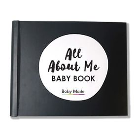 Baby Made All About Me Book