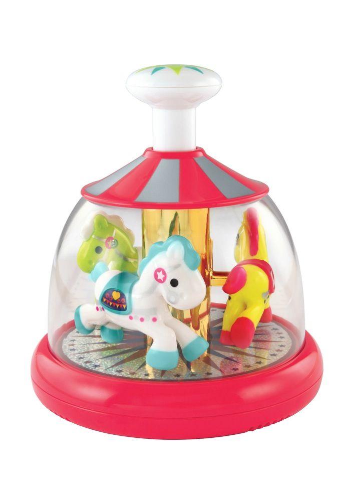 ELC Push & Spin Carousel image 0