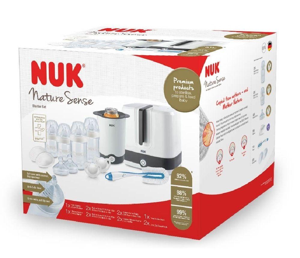 NUK Nature Sense Starter Set image 1