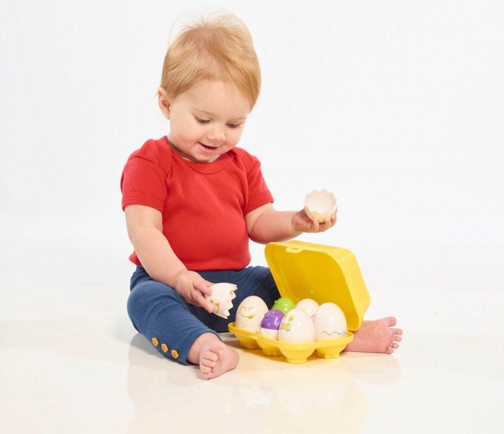 Tomy Toomies Hide & Squeak Eggs image 2