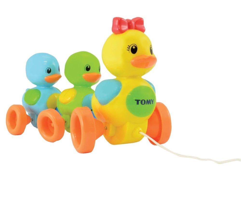 Tomy Toomies Quack Along Ducks image 0