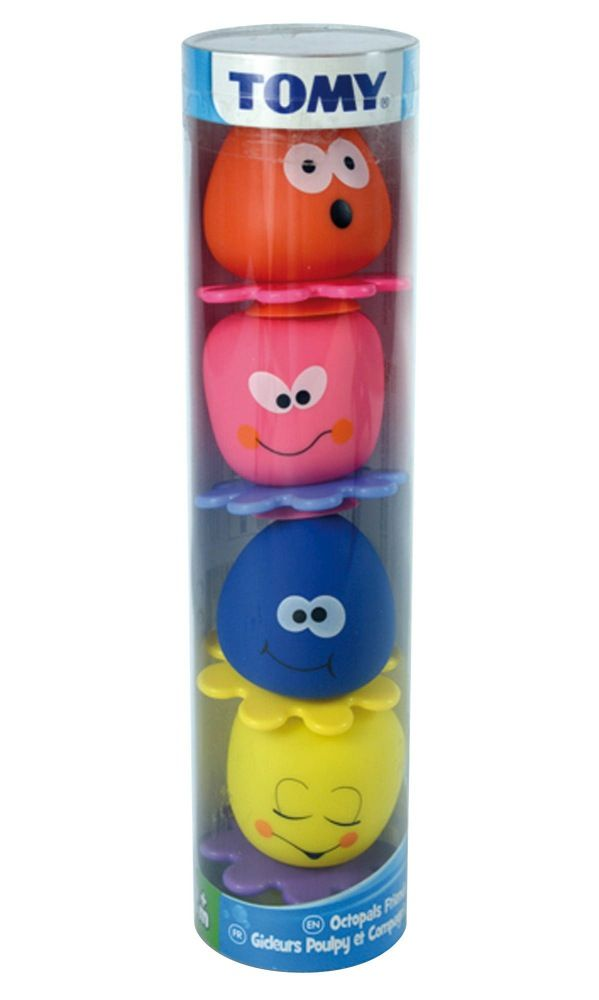 Tomy Toomies Octopals Squirters Gift Tube image 0