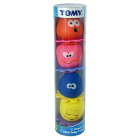 Tomy Toomies Octopals Squirters Gift Tube