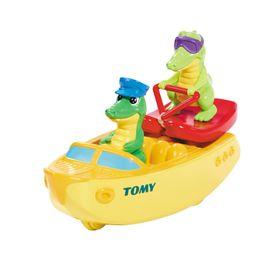 Tomy Toomies Ski Boat Croc