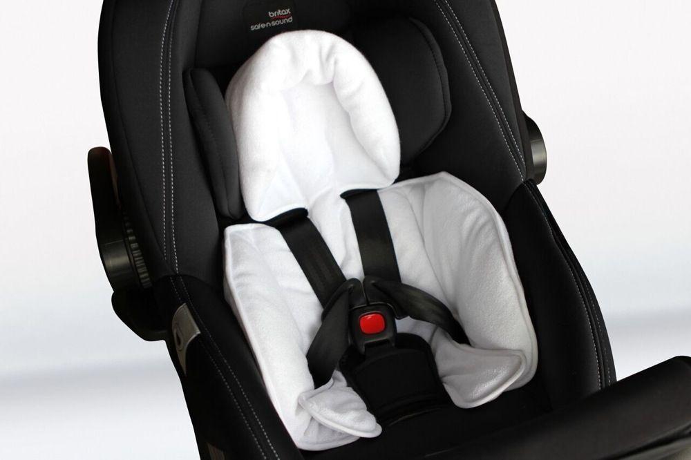Britax Safe N Sound Unity Infant Comfort Insert Comfort White
