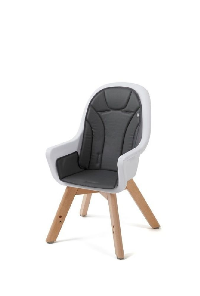 4Baby Icon 2-in-1 Wooden High Chair image 1