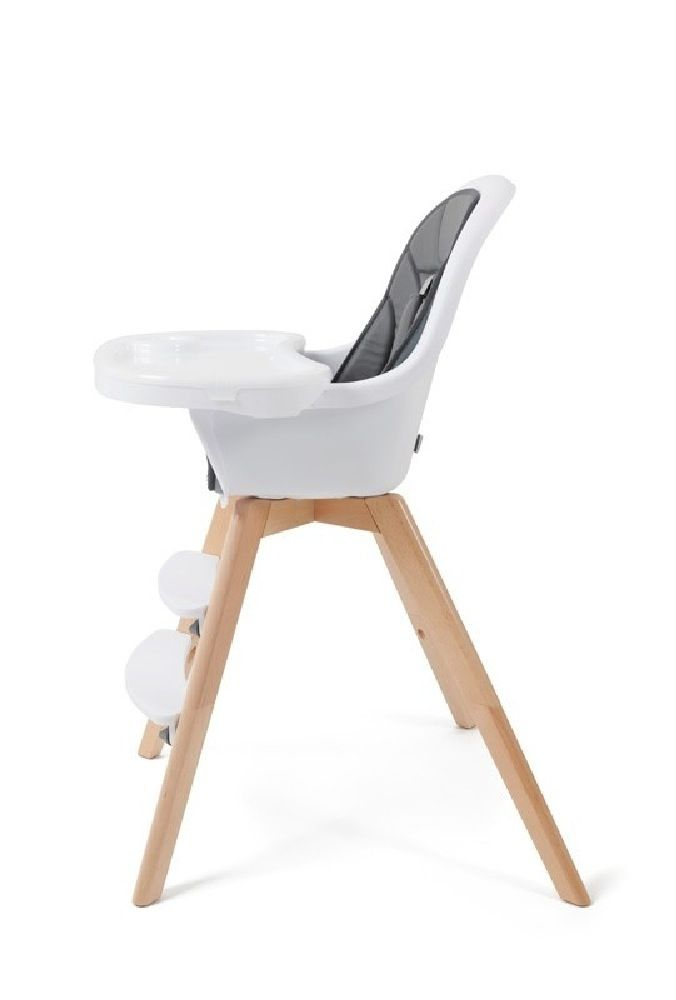 4Baby Icon 2-in-1 Wooden High Chair image 3