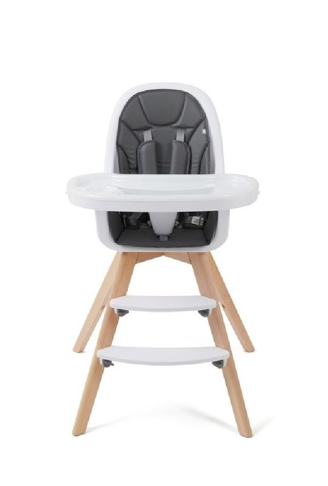 4Baby Icon 2-in-1 Wooden High Chair image 5