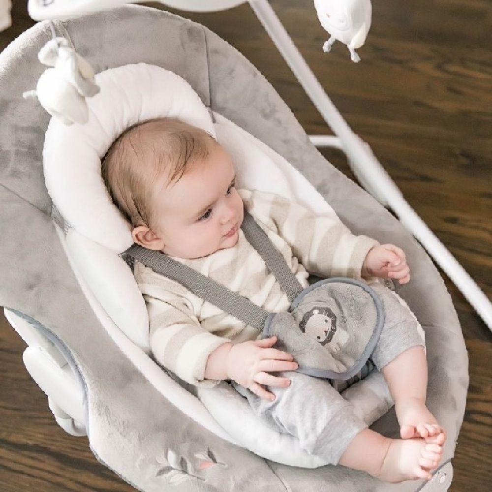 Ingenuity DreamComfort InLighten Cradling Swing - Braden image 1