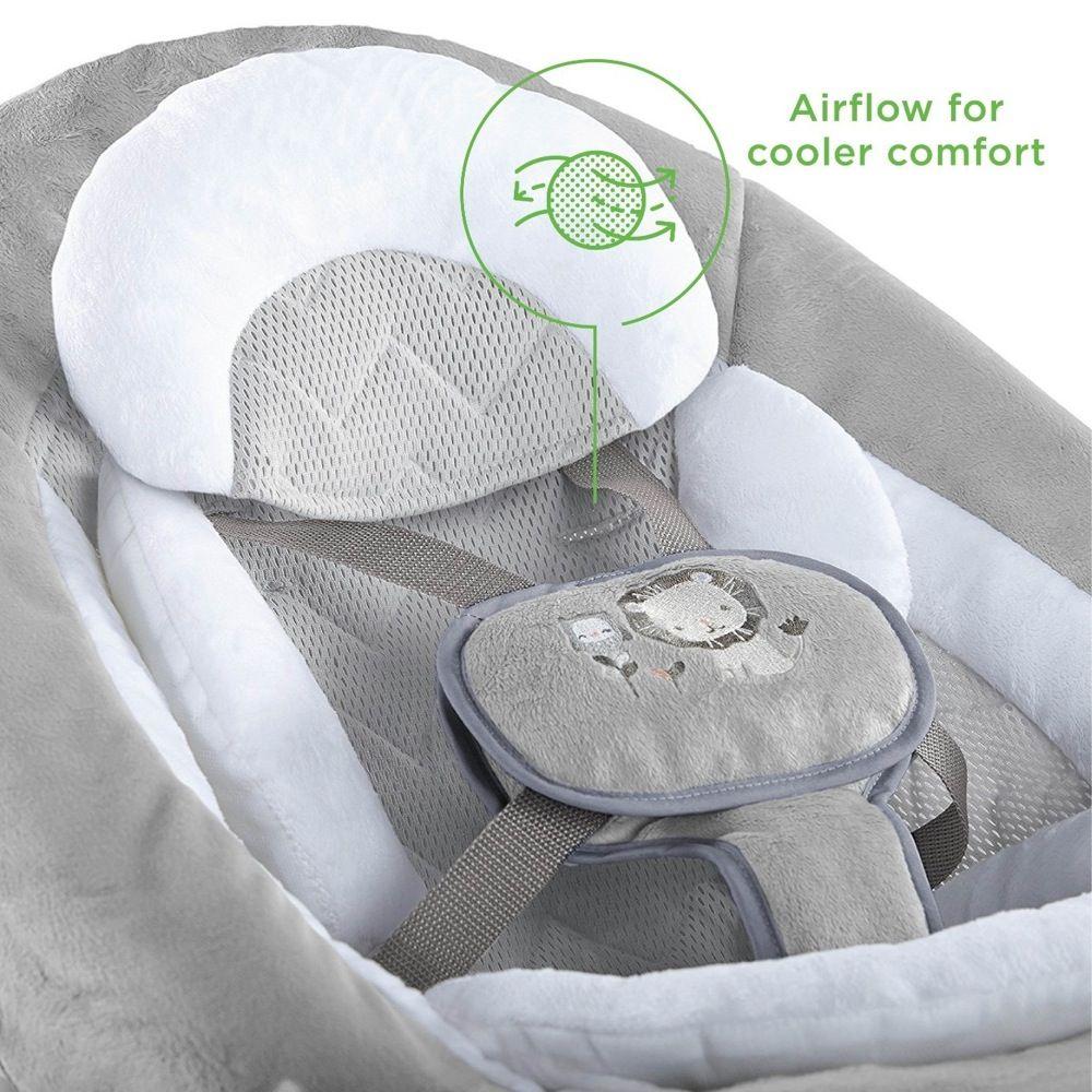 Ingenuity DreamComfort InLighten Cradling Swing - Braden image 2